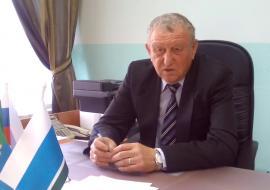 Нелегитимный глава Богдановича покинул мэрию