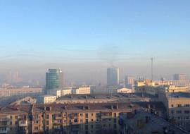 Тефтелев обвинил в смоге челябинских автомобилистов