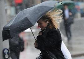 МЧС объявило штормовое предупреждение в Курганской области