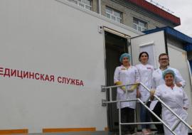 Псковская компания поставит ФАПы в села Тюменской области за 154 миллиона