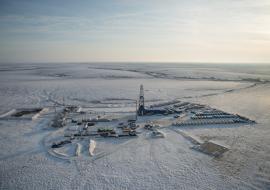 СП «Газпром нефти» и «Роснефти» уточнило геологическую модель Восточно-Мессояхского месторождения