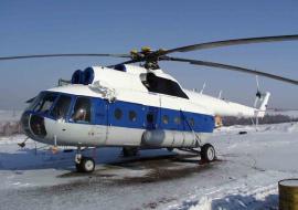 В ЯНАО совершил аварийную посадку вертолет Ми-8