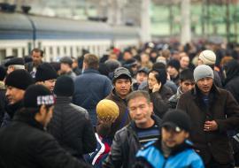 Полиция выдворила из Сургута десятки мигрантов