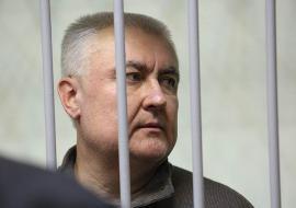 Суд отпустил экс-главу СвЖД Миронова под залог