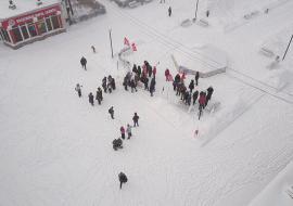В Челябинске протестовать против мусорной реформы вышли КПРФ и экоактивисты