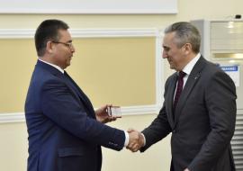 Моора зарегистрировали в качестве губернатора Тюменской области