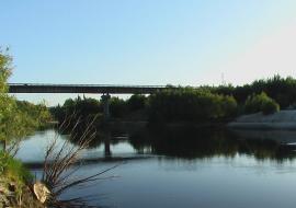 Прокуратура заставила «Уралуправтодор» заняться ремонтом моста в ХМАО
