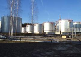 В Курганской области нефтебаза признана банкротом за долг перед Сбербанком в 890 миллионов