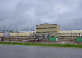 Энергетики запитали очистные сооружения Нягани