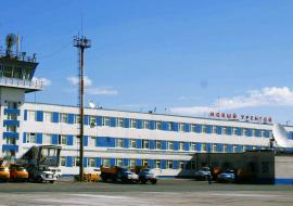 «Ренова» и «Новапорт» заявились на реконструкцию аэропорта Нового Уренгоя