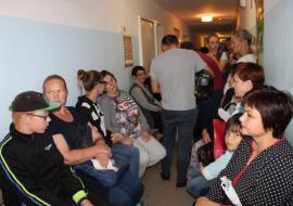 ОНФ заявил об антисанитарии в челябинских поликлиниках