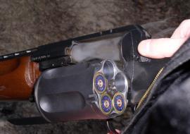 Тюменский полицейский выстрелил в себя при попытке добить енота