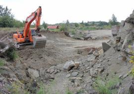 ОНФ выявил незаконную добычу полезных ископаемых в Челябинске