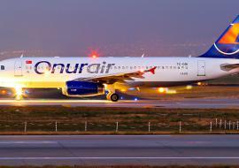 В Екатеринбурге на 5 часов задержали рейс в Турцию