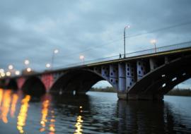 В Екатеринбурге закрывают трамвайное движение по Макаровскому мосту