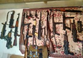 ФСБ закрыла нелегальную мастерскую по производству оружия в Екатеринбурге
