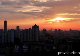 Синоптики прогнозируют Екатеринбургу едкий смог до конца выходных