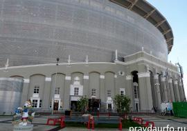 FISU примет решение о проведении Универсиады-2023 в Екатеринбурге в июле