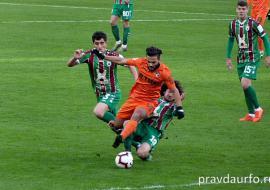 «Урал» вырвал победу у «Рубина» в матче Премьер-Лиги
