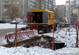 На Уралмаше без тепла остались 10 жилых домов