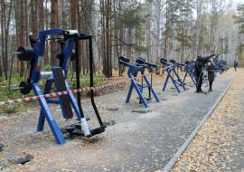 Чиновники сорвали благоустройство парков Челябинска