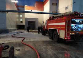 В Екатеринбурге из ТЦ «Пекин» из-за пожара эвакуировали 600 человек