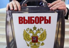 Златоуст оказался в аутсайдерах на выборах президента