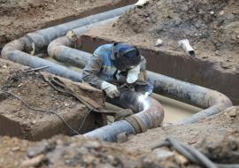 «Тепло Тюмени» устранило 373 повреждения на сетях