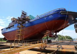 Ледокол «Обь» для проводки танкеров в Сабетте подготовили к передаче «Атомфлоту»