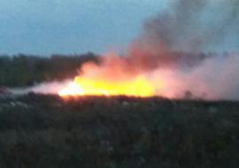 Власти Екатеринбурга обвинили завод РТИ в пожарах
