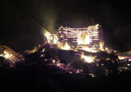 Жители Екатеринбурга сообщили о новых поджогах домов вдоль Московского тракта
