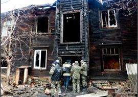 Суд в Екатеринбурге отправил в СИЗО поджигателя бараков на Уралмаше