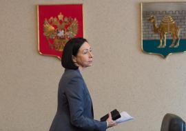 Котова просит 11 миллиардов на воду для Челябинска