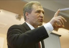 председатель гордумы Екатеринбурга Игорь Володин