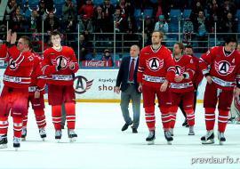 Куйвашев отчитается о развитии свердловского хоккея на президентском совете