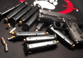 Курганская Росгвардия потеряла контроль над оружием