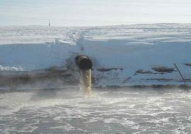 МУП «Водоканал» Ханты-Мансийска сливал нечистоты в бассейн Иртыша