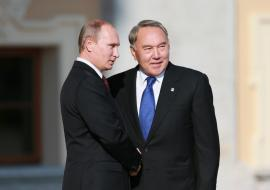 Для Путина и Назарбаева подготовили перинатальный центр и школу в Челябинске