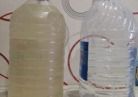 «Гражданский патруль» пожаловался в Роспотребнадзор на бурую питьевую воду в Аше