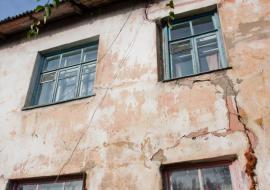 Прокуратура ХМАО заставила чиновников Когалыма расселить аварийный дом