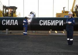«Сургутнефтегаз» претендует на «Силу Сибири»