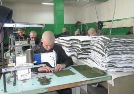 Колонии Челябинской области начнут производство марлевых масок для борьбы с COVID-19