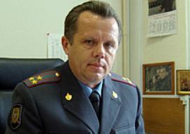 Путин отправил в отставку замглавы ГУ МВД по Свердловской области