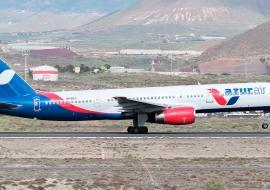 Azur Air отложил вылет из Екатеринбурга во Вьетнам на сутки