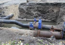 В Кургане десятки домов и соцобъекты отключат от водоснабжения из-за ветхих сетей