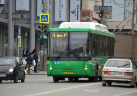 Якоб признал транспортную схему Екатеринбурга личным провалом