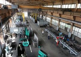В Шадринске рабочий завода металлоконструкций упал в ванну с кислотой