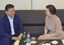 Президент ФИДЕ поблагодарил ХМАО за чемпионат мира по шахматам