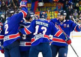 Хоккейный клуб СКА перевел 2 миллиона пострадавшим от взрыва в Магнитогорске