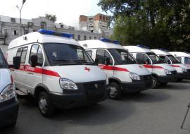 Дубровский направил 115 миллионов на обновление автопарка «скорой помощи»